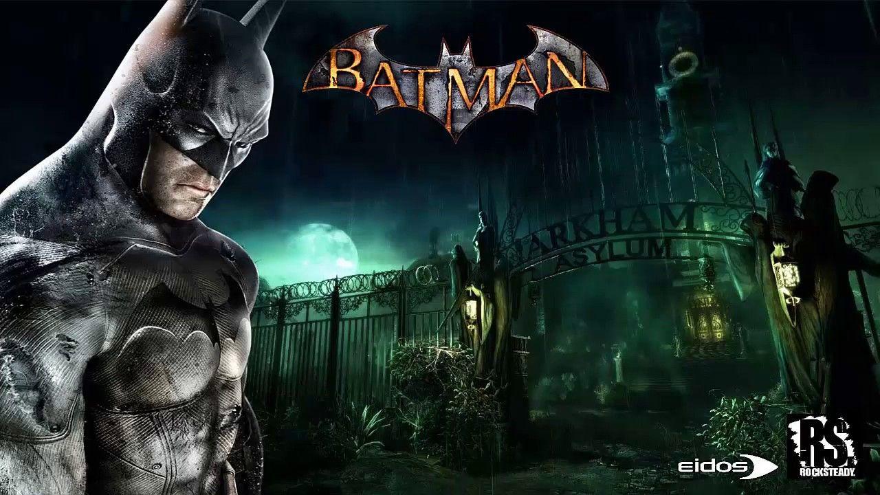 DESCARGAR BATMAN ARKHAM ASYLUM PARA PC 1 | Arkham asylum, Batman ...