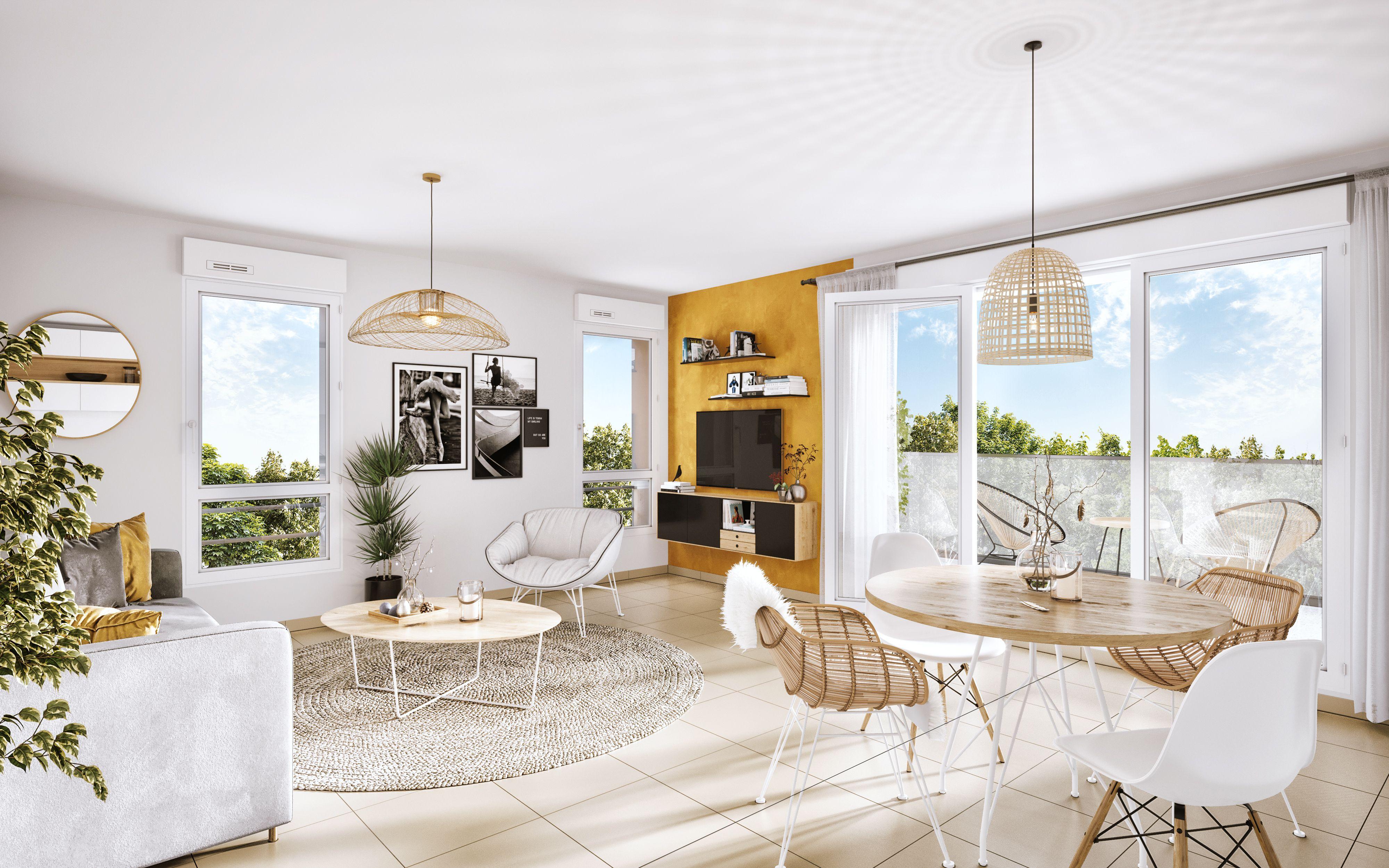 Côté Bon Accueil Immobilier Neuf Programme Immobilier Neuf Logement Neuf