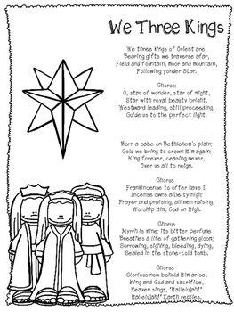 Three Kings Day - Christmas Around the World - Christmas Songs | We three kings, Kings day ...