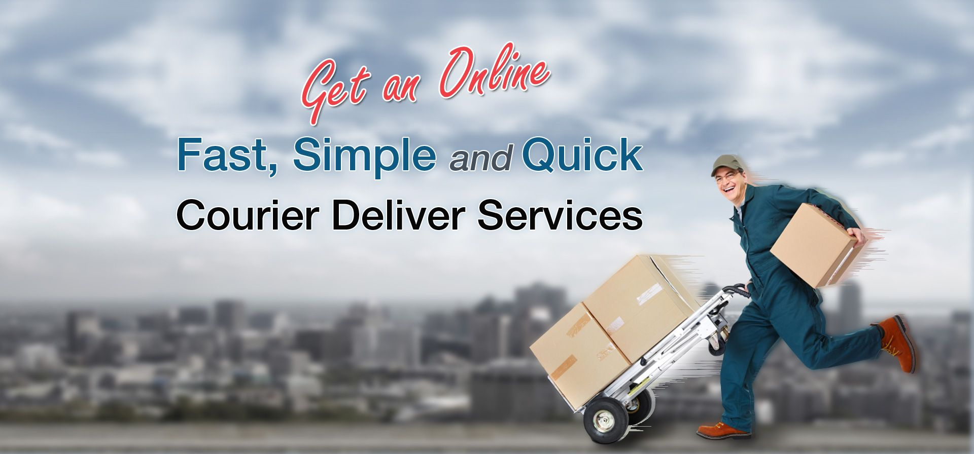 We are professional Courier & Forwarding Company who has
