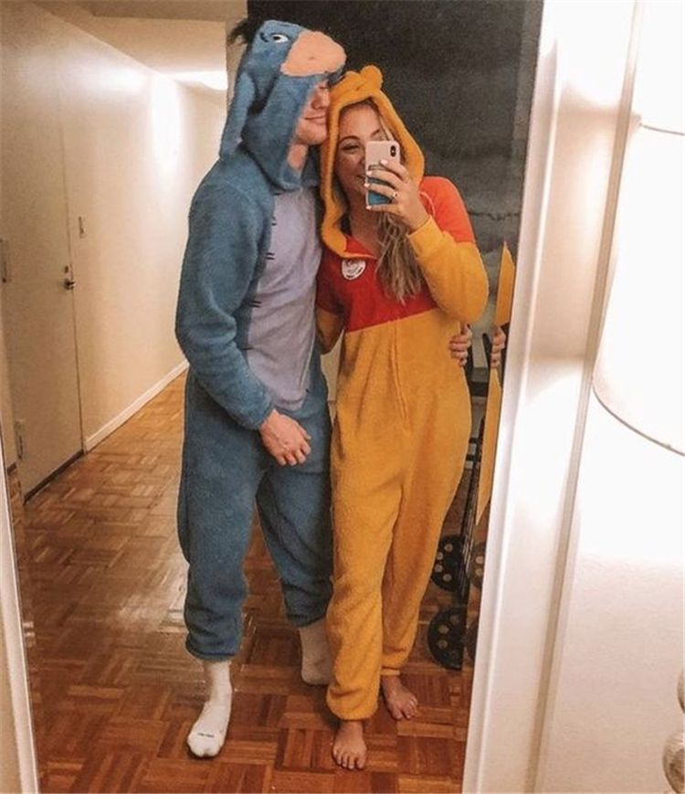 100 Cute And Sweet Relationship Goal All Couples Should Aspire To - Page 13 of 100 #couplehalloweencostumes