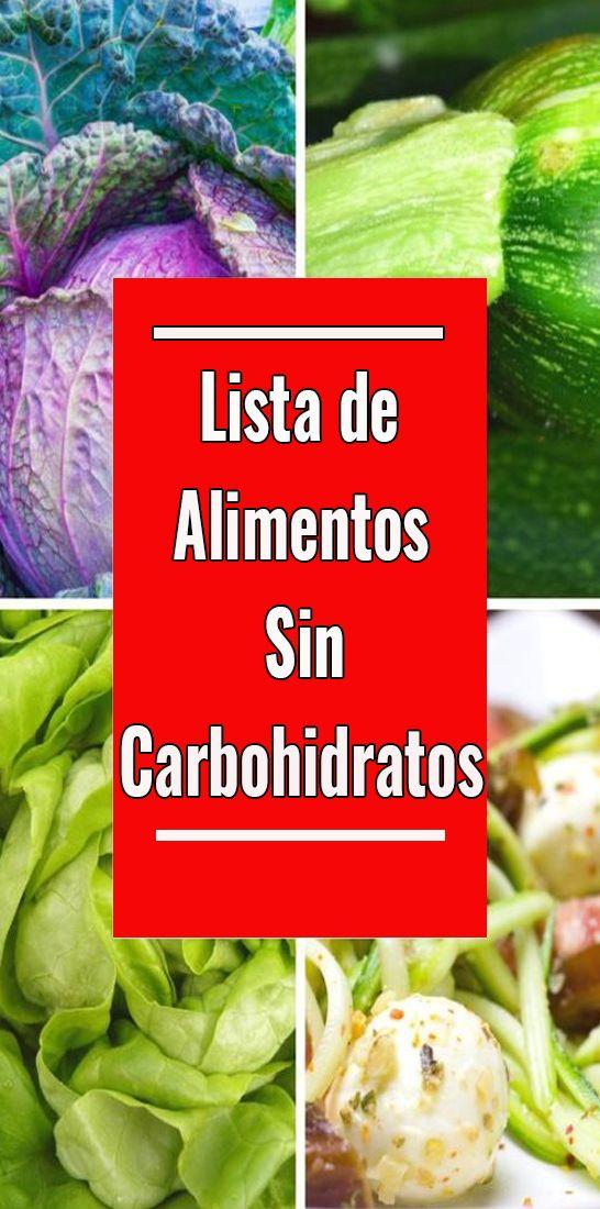 Los Alimentos Sin Carbohidratos Pueden Llevarlo A Esa Forma Perfecta Que Desea Alimentos Con Carbohidratos Alimentos Para Adelgazar Consejos De Dieta