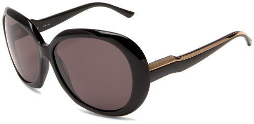 Escada Women's Oversized Round Sunglasses