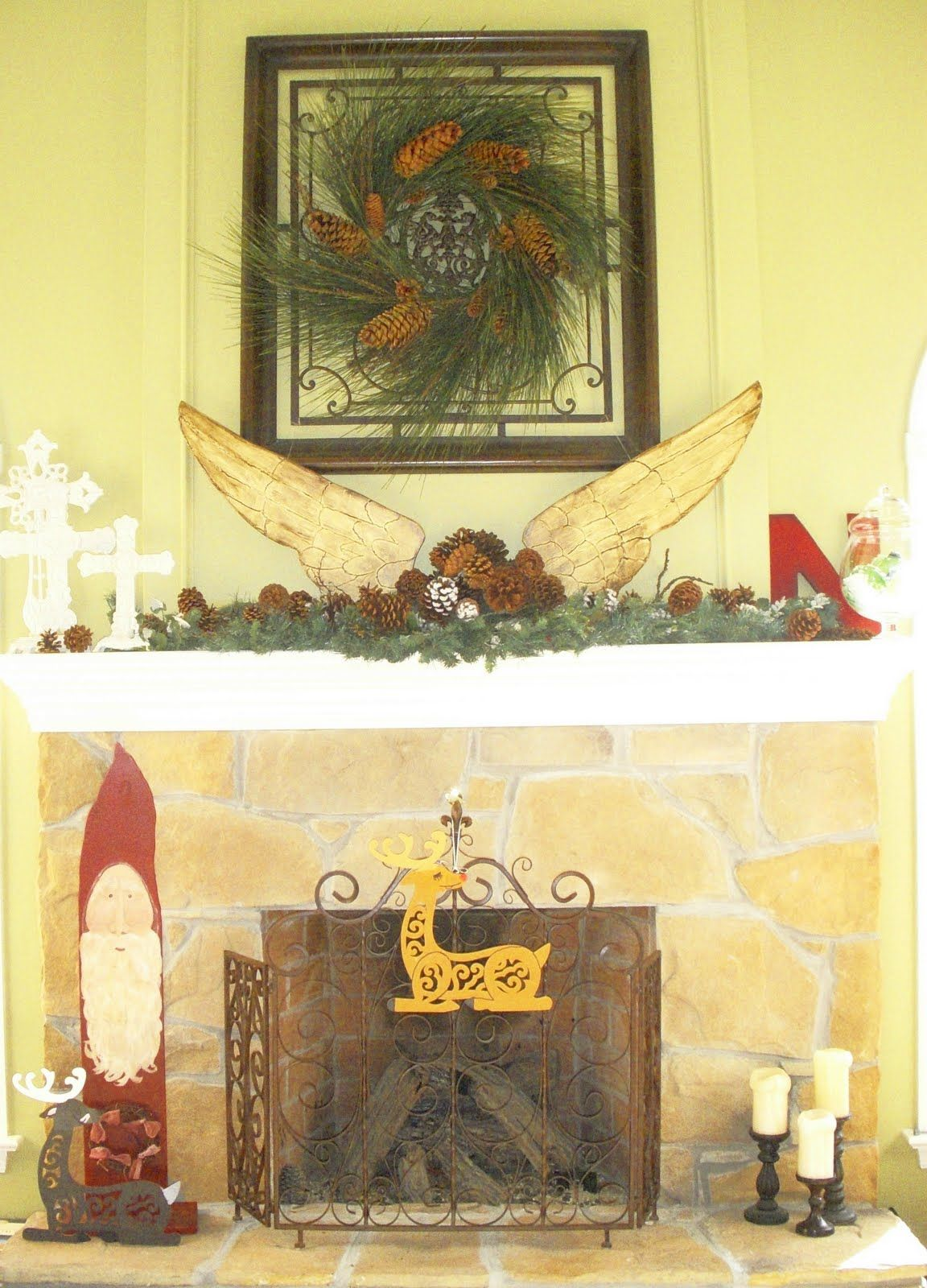 Love this mantle