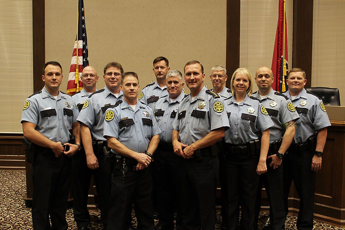 Montgomery County Sheriff's Office 35th Graduating Reserve
