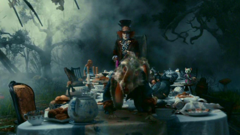 Tim Burton S Alice In Wonderland Alice In Wonderland Wedding