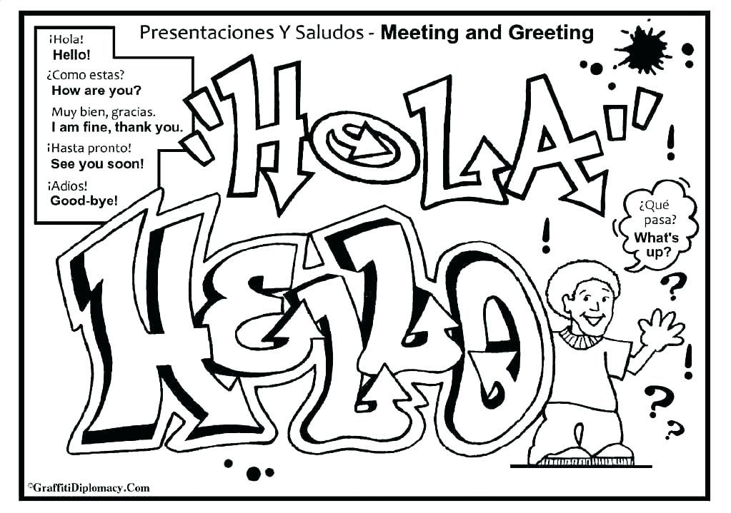 Coloring Pages In Spanish Harmonious Coloring Pages Free Coloring Pages Coloring Creative Free Christi Spanish Words School Coloring Pages Christian Printables