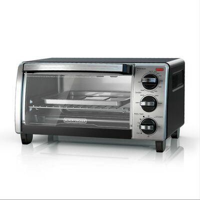 Black Decker Countertop Oven Toaster Toaster Oven Countertop