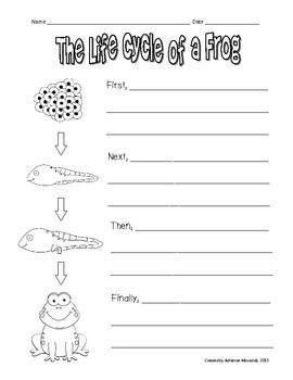 Writing skills lesson plans