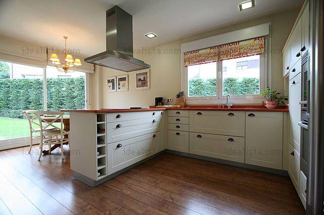 cocina en chalet de vitoria-gasteiz | Dream Home | Pinterest ...
