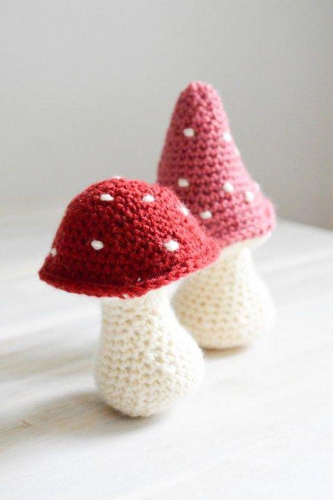 Glückspilze Modèle Tricot Modèle Et Crochet