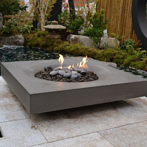 how to build an outdoor stone fire pit indoor outdoor home designs - Fire Tables