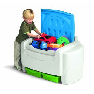 Toy Chest From Kmart Lil Tikes Toy Storage Boxes Toy Chest Little Tikes