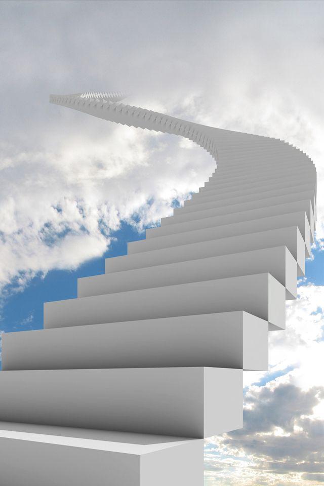 Stairs to Heaven | STAIRWAY TO HEAVEN | Stairs to heaven ...