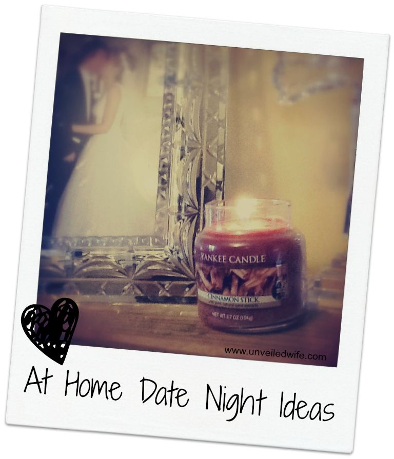 At Home Date Ideas For Married Couples