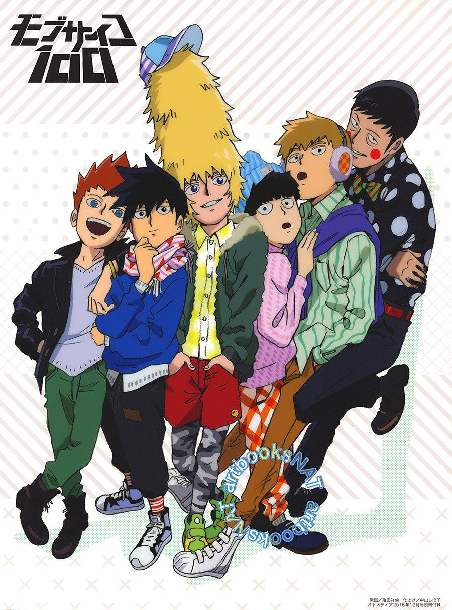 Fira on Mob psycho 100 anime, Mob psycho, Mob physco 100