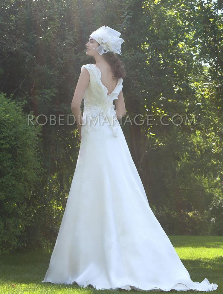 Robe de mariée A-ligne