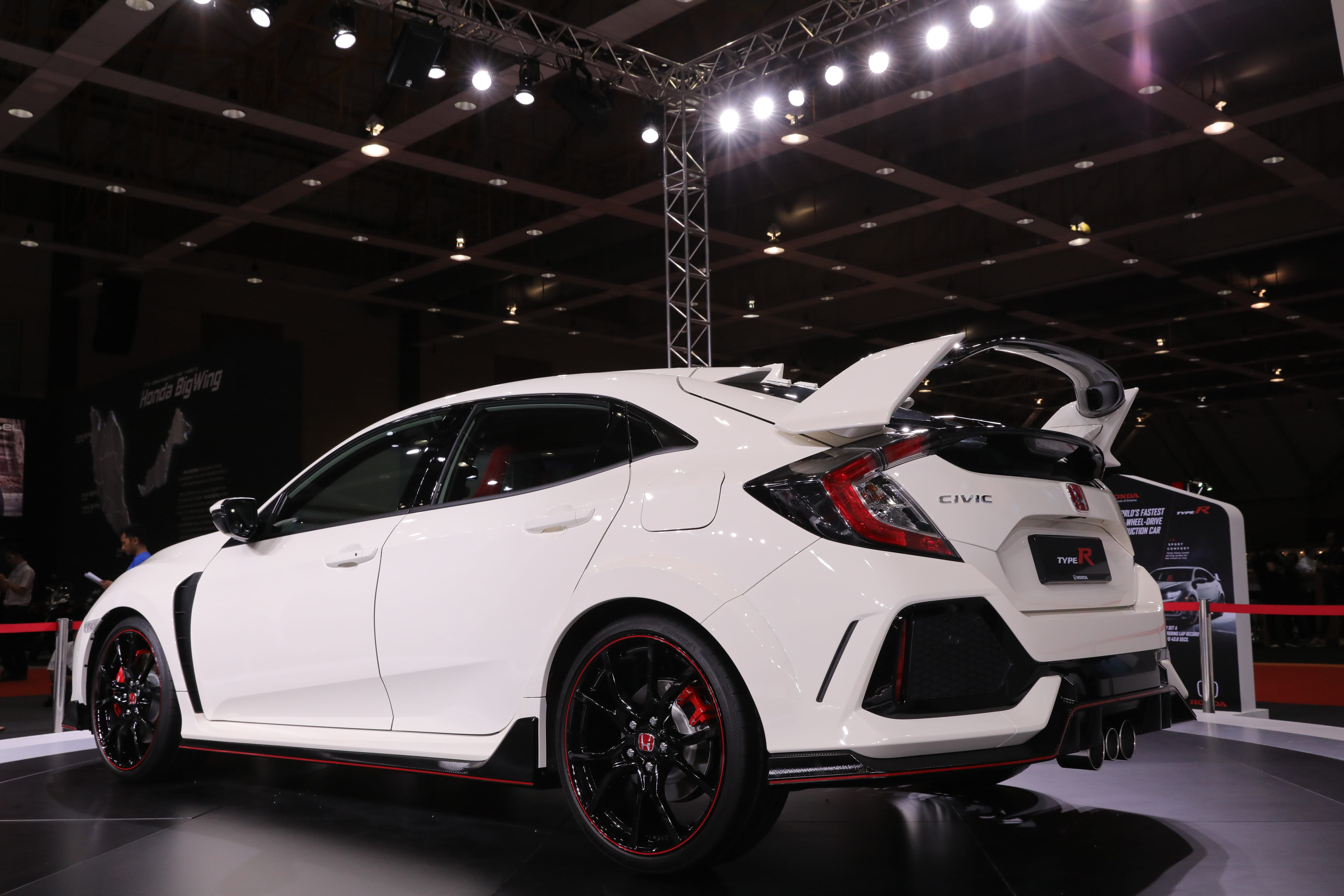 Honda Malaysia launches world's fastest (FWD) production