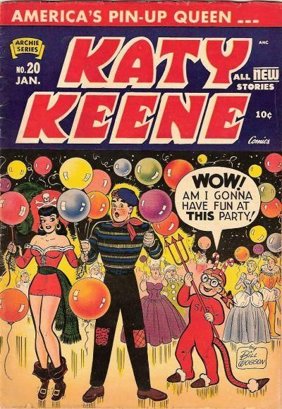 Image detail for -Katy Keene #20 - (comic book issue) - Comic Vine