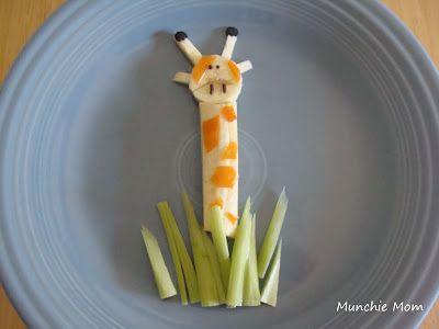 a55ea09b giraffe snack ~ fun snacks & food for kiddos | humor in 2019 | Fun ...