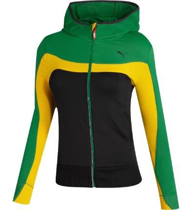 Jacket Colors Jamaica Oh Hooded Pumabolt's By I Faas qAzEpXxE