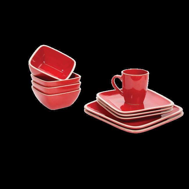 Open Stock Dinnerware u0026 Serveware ...  sc 1 st  Pinterest & Open Stock Dinnerware u0026 Serveware Red   dining wear - silverware ...