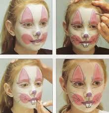 Maquillaje artistico infantil paso a paso fotos 69
