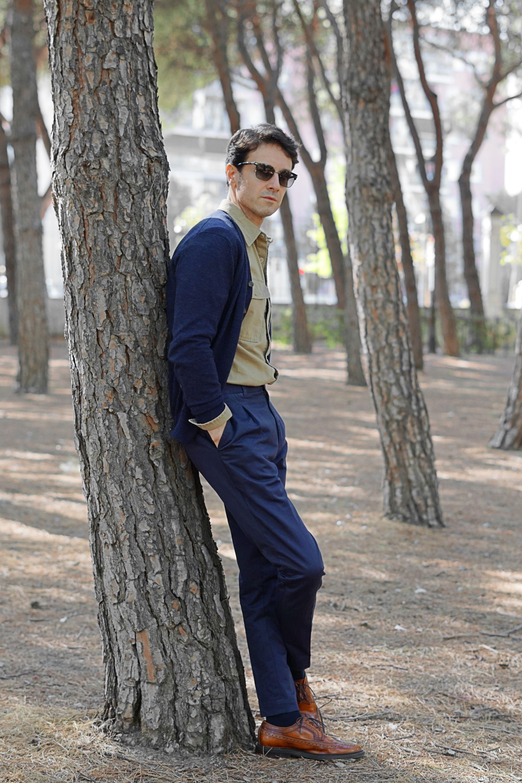ideas de outfit de otoño para hombre | Estilo masculino