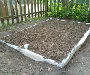 I recently moved into an apartment where my landlord said that I could use a small plot of land for a garden this year.  I had been reading through a ...