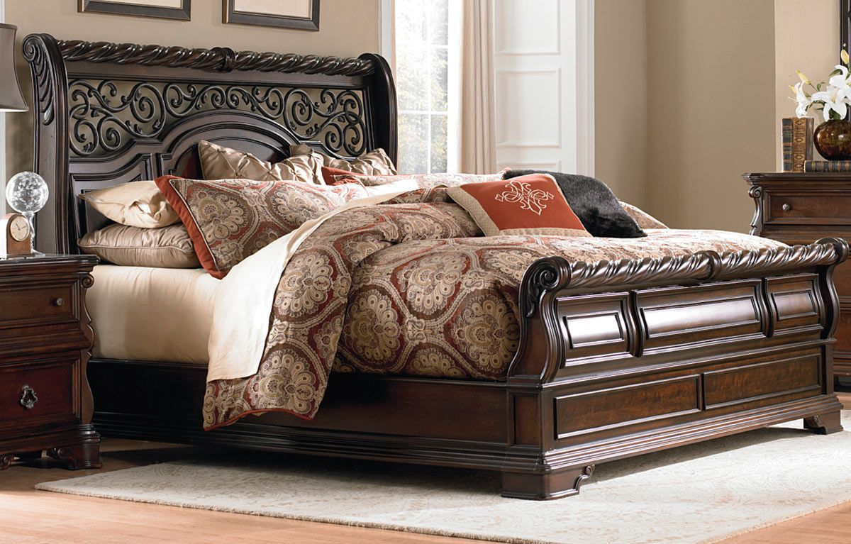 i want this to be my king size bed in my master bedroom