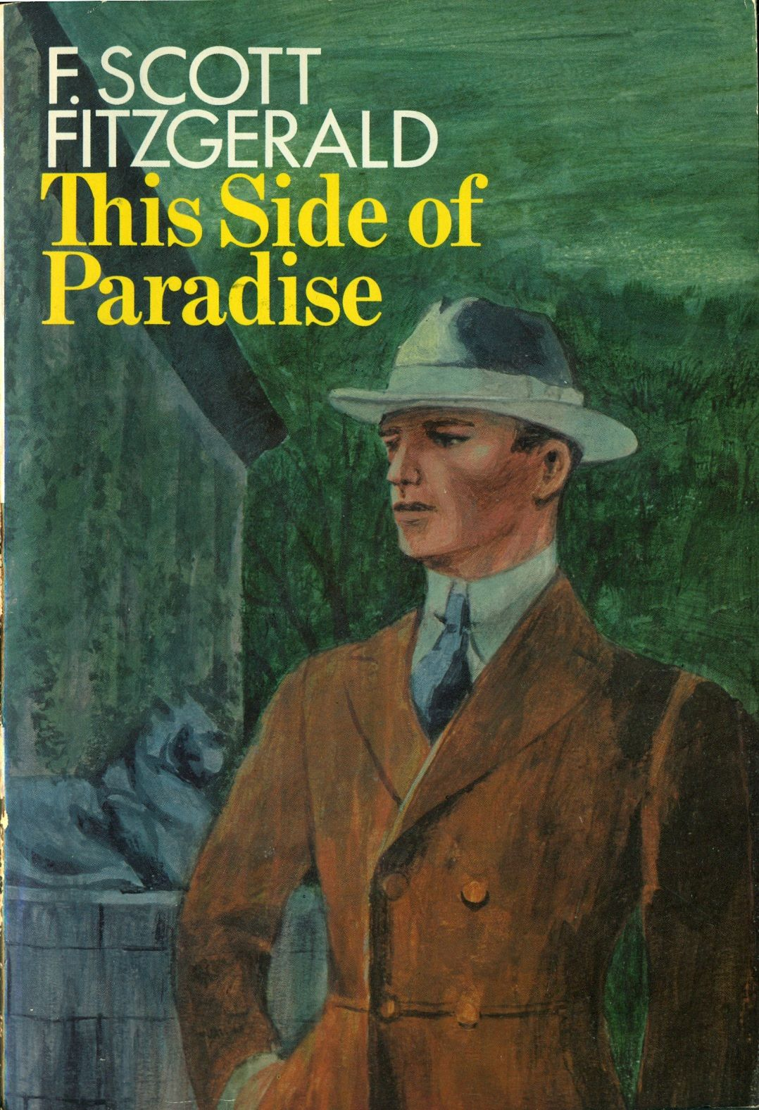 the life of amory blaine chronicled in this side of paradise by f scott fitzgerald 15 quotes have been tagged as this-side-of-paradise: f scott fitzgerald:  amory-blaine, f-scott-fitzgerald  life lessons quotes 85k.