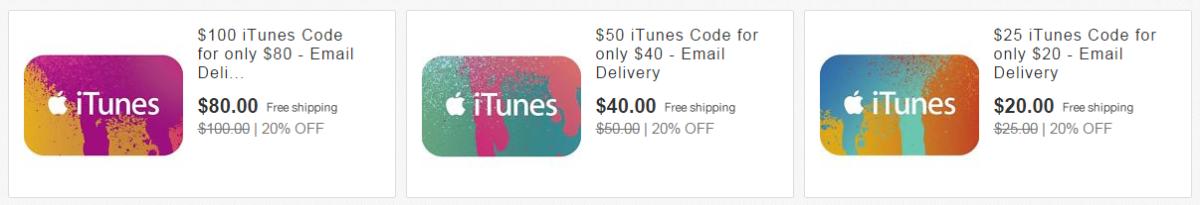 iTunes Gift Card Discount | Gift Card Deals | Pinterest | Itunes ...