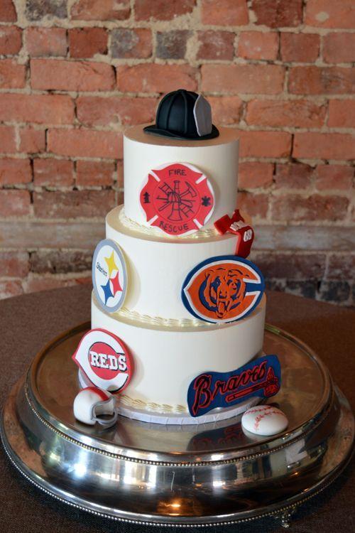 Enjoyable Birthday Cake Roanoke Va Cake Dessert Bars Specialty Cakes Personalised Birthday Cards Beptaeletsinfo