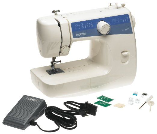 Amazon Brother LS40i EasytoUse Everyday Sewing Machine Simple Brother Sewing Machine Ls2125