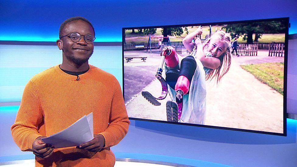 Watch Newsround CBBC Newsround The incredibles, Sports