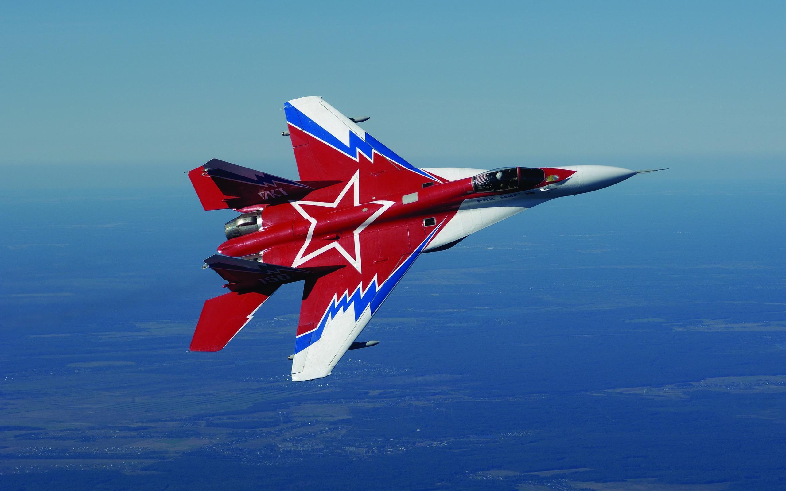 Обои Цвет, Самолёт, истребитель. Авиация foto 9