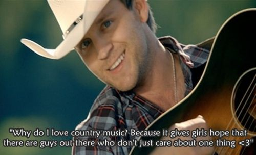This is why I love country music!