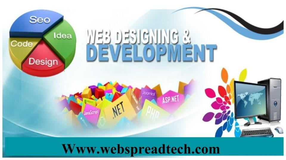 Are You Searching For Complete Website Development Company In Usa Webspread Is A Lead Website Development Ecommerce Website Design Website Development Company