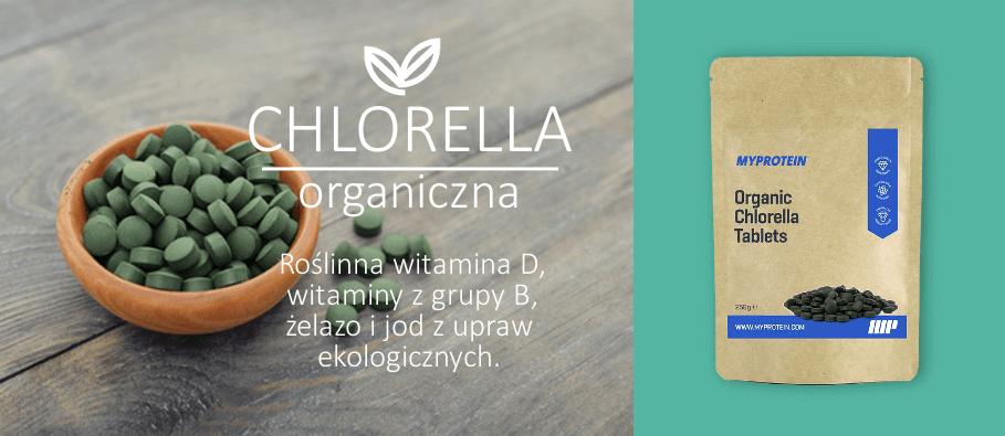 100% organicznej chlorelli i aż 18 μg (360% RWS !) roślinnej witaminy D, żelazo, jod, chlorofil i witaminy z grupy B w każdej pastylce, a w opakowaniu aż 500 pastylek! http://pureveg.pl/chlorella-organiczna.html