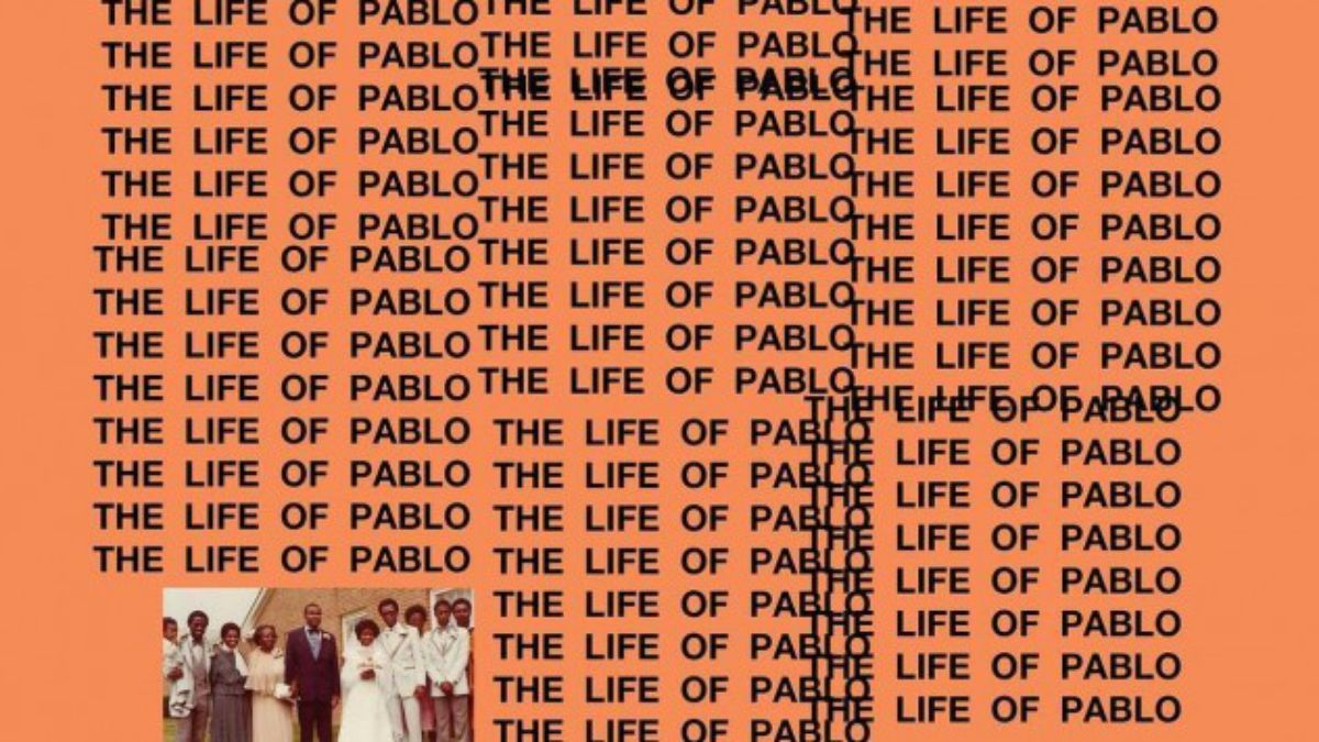 Dang The Life Of Pablo Got A Lot Of Streams Kanye West Lyrics Kanye West Kanye West Father