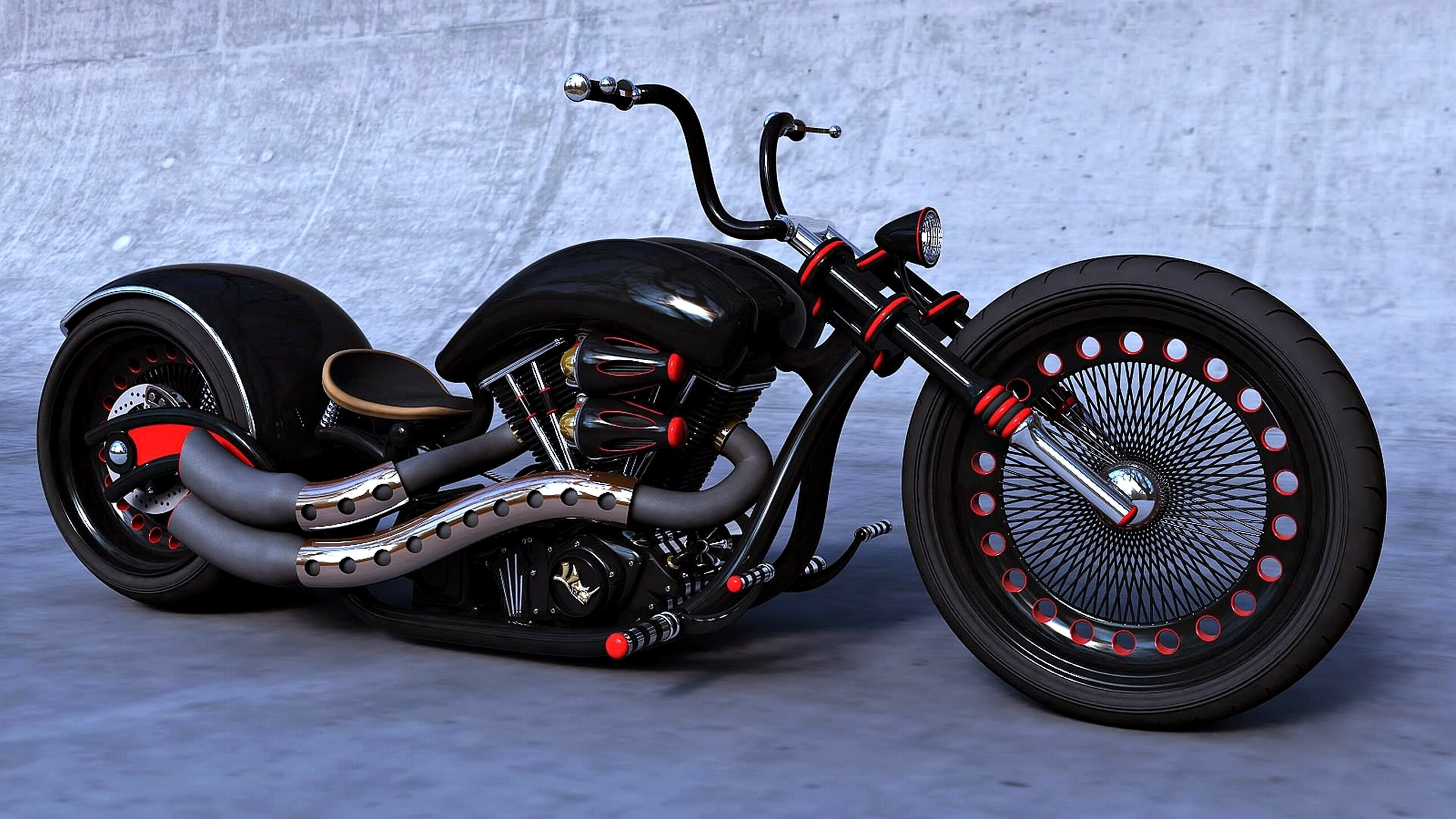 Harley Davidson Wallpaper Chopper