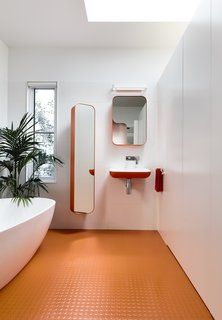 Photo of Orange Modern Master Bad