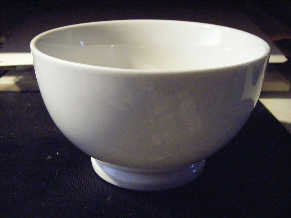 10 Strawberry Street Monno Bangladesh Deep Cereal Bowl 5 1 2 Solid White New 10strawberrystreet 10 Strawberry Street Cereal Bowls China Dinnerware