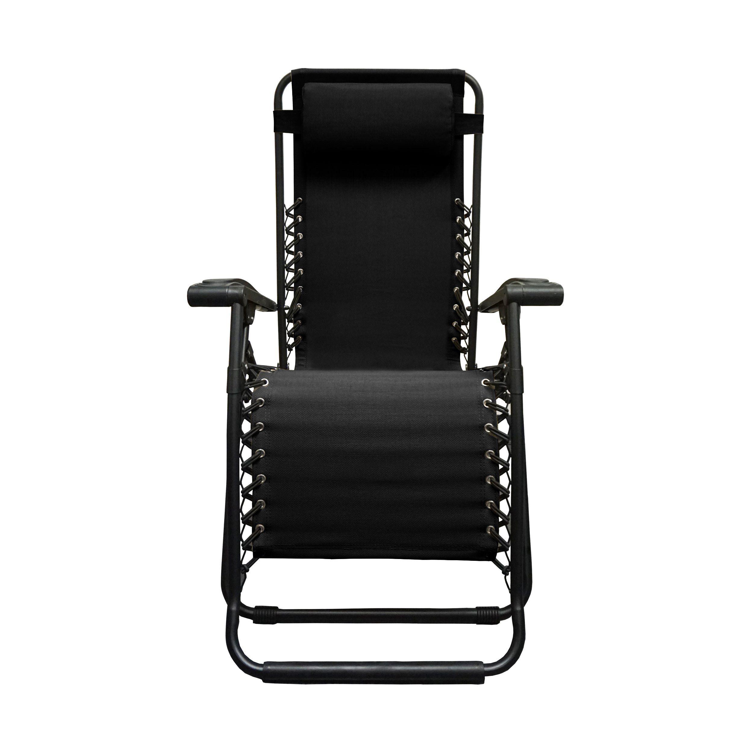 Caravan Sports Infinity Zero Gravity Chair Black * To view