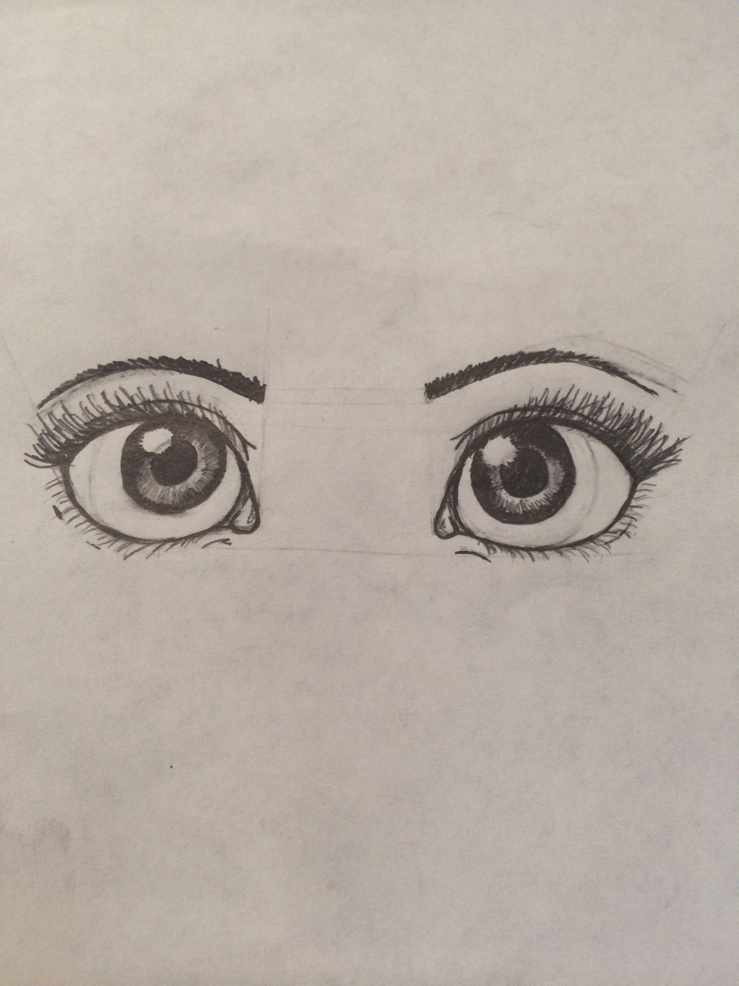 Draw Eyes Realistic In 2020 Eyes Drawing Tumblr Eye Drawing Anime Drawings Sketches