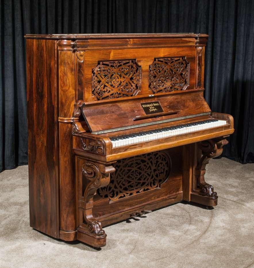 Steinway piano dating Dating virtuele meisje