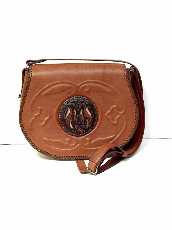 be30f65e445c Tulipán Mintás bőrtáska | Products | Bags, Saddle bags, Fashion