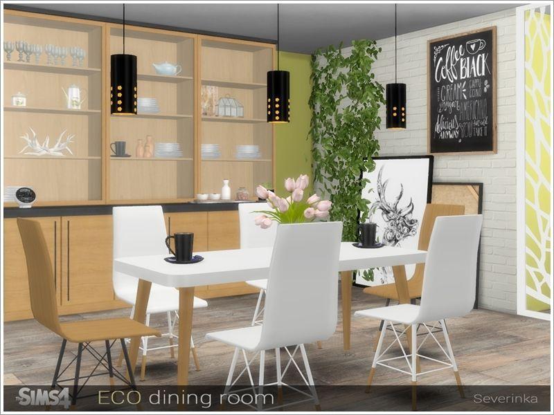 Severinka S Eco Dining Room Dining Room Dining Room