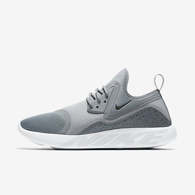 Nike LunarCharge Essential - Cool Grey / Wolf Grey - Black - Black