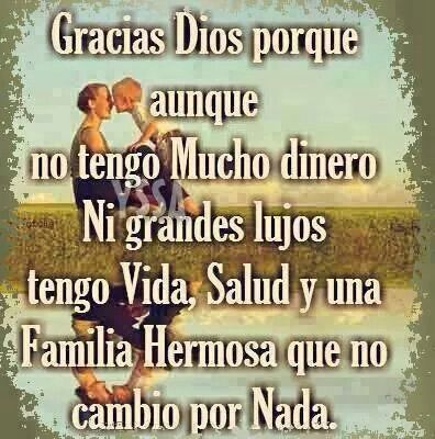 #Dios #familia